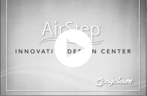 Congoleum AirStep Innovative Design Center