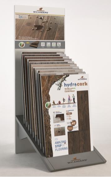 HydrocorkDisplay