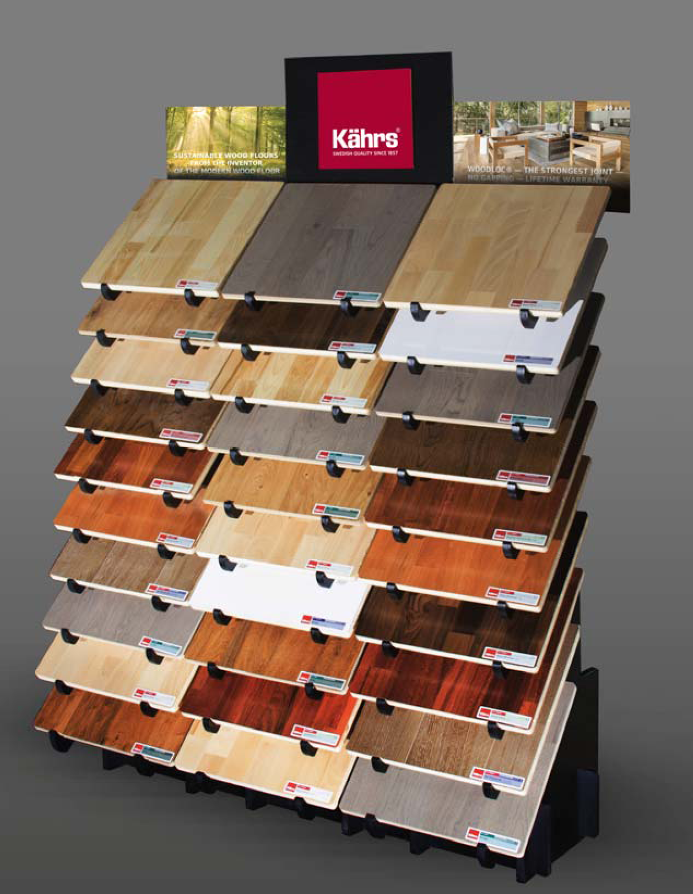 Kahrs Waterfall WF-30 Display
